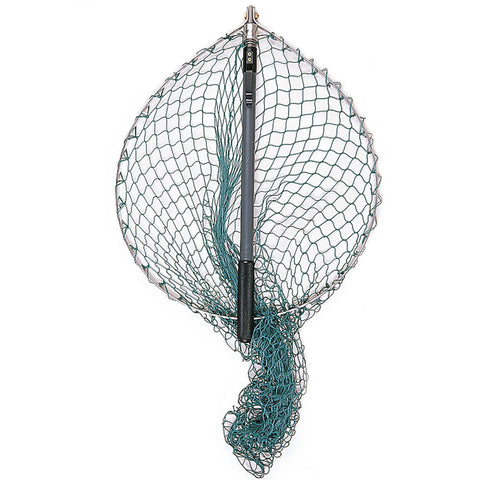 Sharpe's Round Framed Sea Trout Telescopic Landing Net 5CK