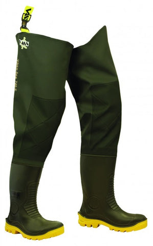 Vass 740E SuperNova Heavy Duty Thigh Wader