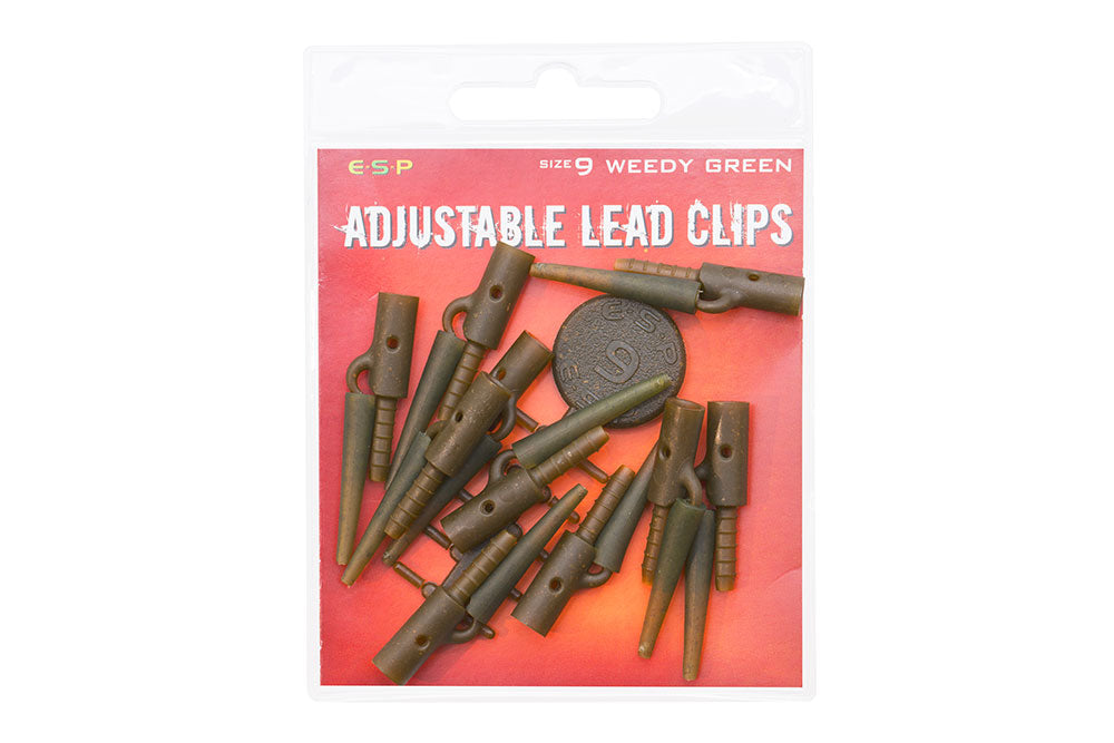 ESP Adjustable Lead Clips