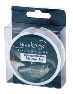 Blackridge Backing Line