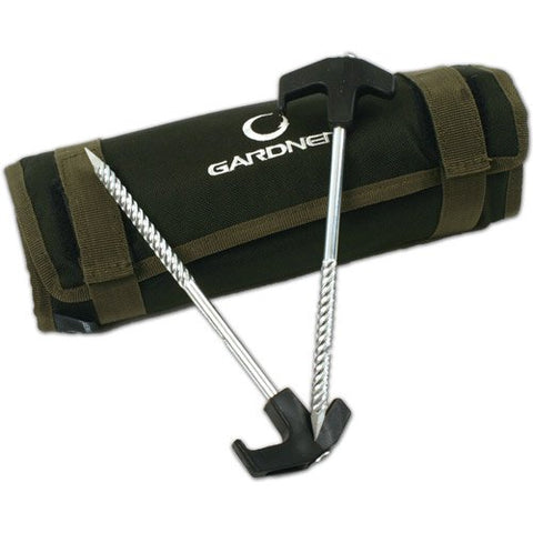 Gardner Tackle Bivvy Pegs and Pouch
