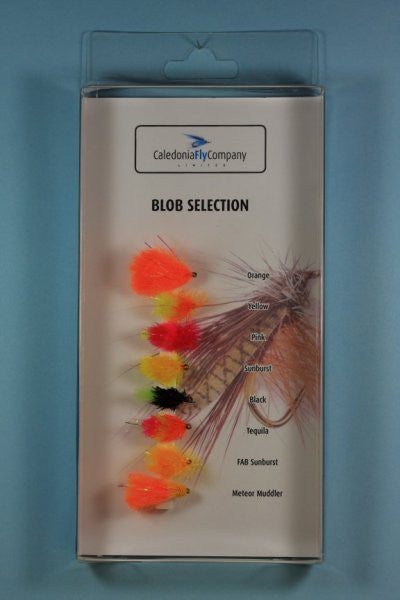 Caledonia Fly Company Blob Selection Pack