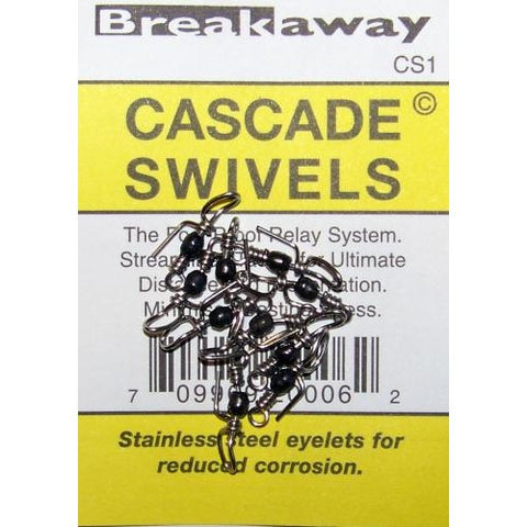 Breakaway Cascade Swivels CS1