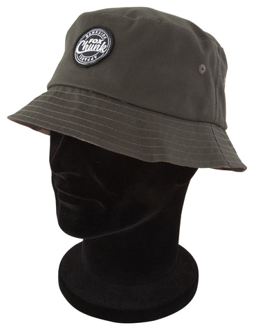 Fox Chunk Khaki Bucket Hat CPR607