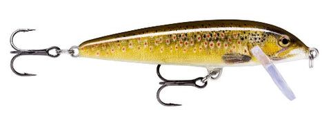 Rapala CountDown Live Brown Trout CD11 TRL