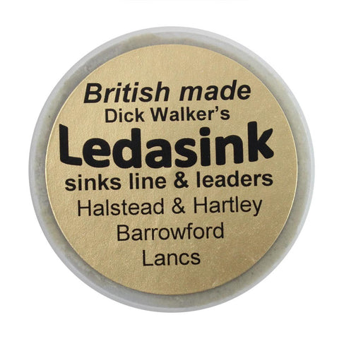 Dick Walker's Ledasink