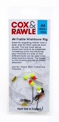 Cox and Rawle Flattie Wishbone Rig CR.R-FWI