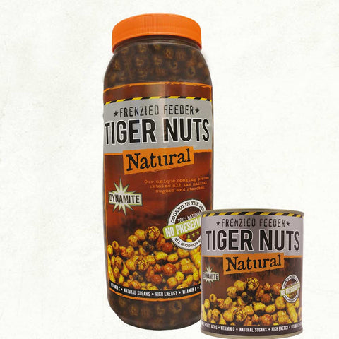 Dynamite Baits Frenzied Tiger Nuts DY033