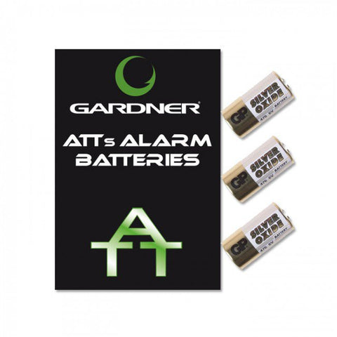Gardner Tackle ATTs Alarm Batteries