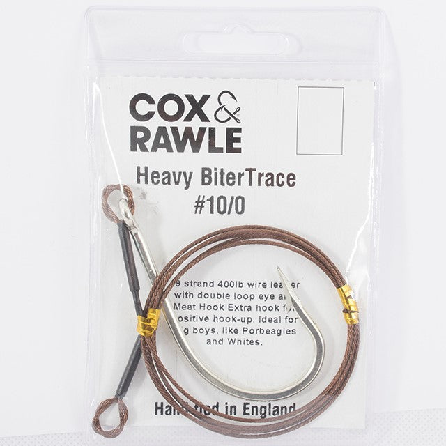 Cox and Rawle Heavy Biter Trace CR.R-SHBT-JW-10/0