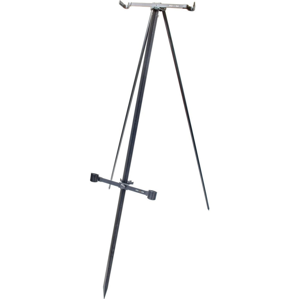 Leeda Icon Extra Wide Twin Head Tripod Q1003