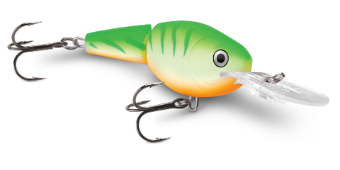 Rapala Jointed Shad Rap Firetiger JSR05 FT
