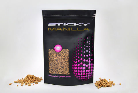Sticky Baits Manilla Pellets MP401