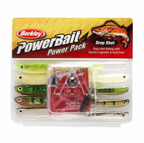 Berkley PowerBait Drop Shot Power Pack BPPDP-ASST