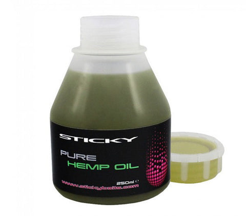 Sticky Baits Pure Hemp Oil