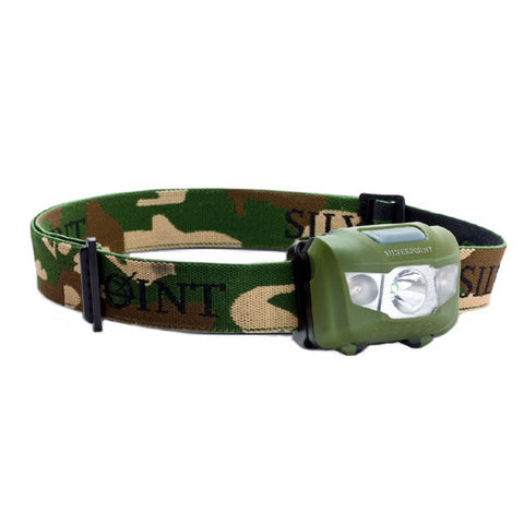 Silverpoint Ranger XL122 Headtorch