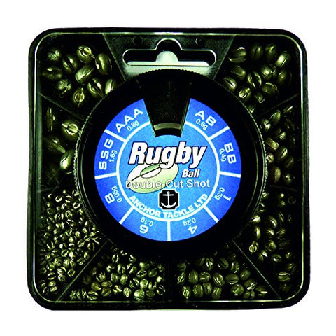 Anchor Tackle Rugby Shot 8 Division Dispenser RUGBYSH8