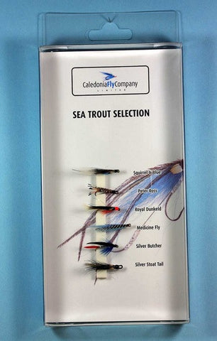Caledonia Fly Company Sea Trout Selection