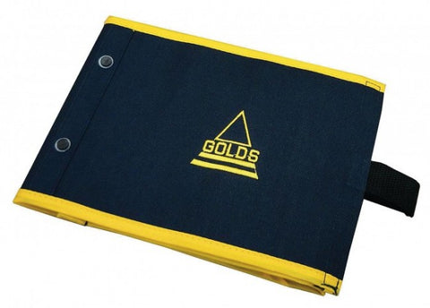 Ian Golds Small 3 Fold Rig Wallet SRW