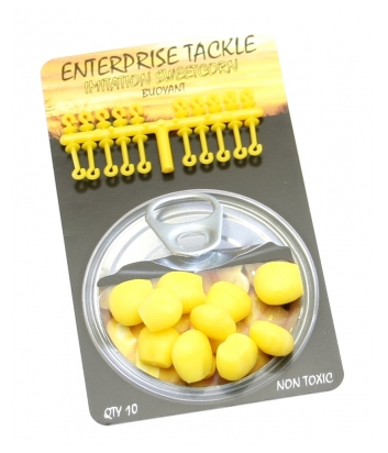 Enterprise Tackle Super Soft Buoyant Sweetcorn Yellow ET13YISB