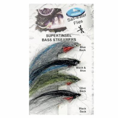 Dragon Supertinsel Bass Streamers