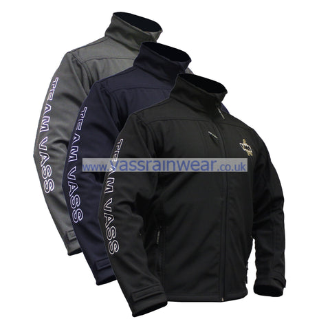 Vass-Tex Team Vass Soft Shell Jacket VU6-11T