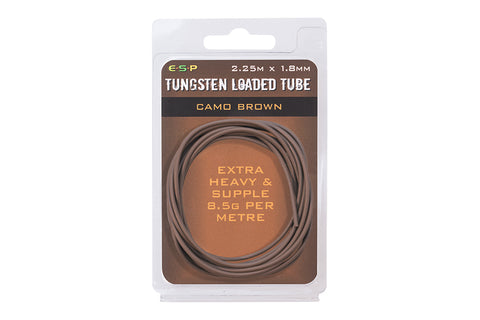 ESP Tungsten Loaded Tube Camo Brown
