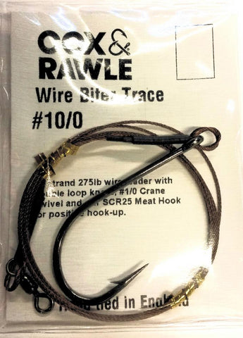 Cox and Rawle Wire Biter Trace CR.R-WBT-J-10/0