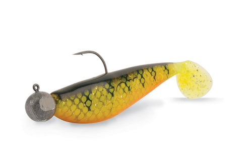 Fox Rage Zander Pro Shads Loaded Softbaits