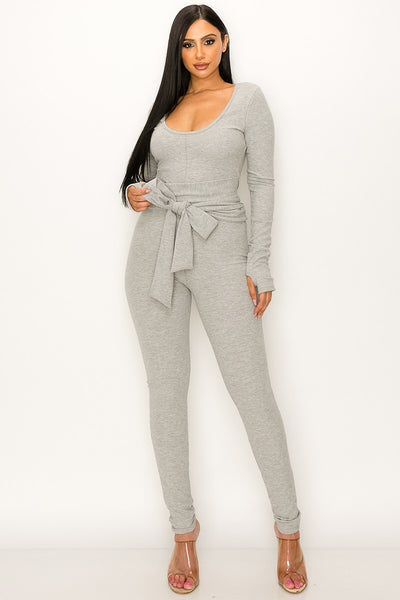 Wrap Your Mind Around This Jumpsuit