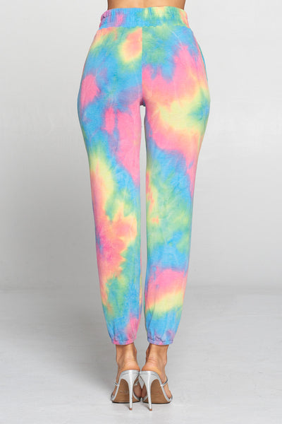 Tie Dyed in My Joggers