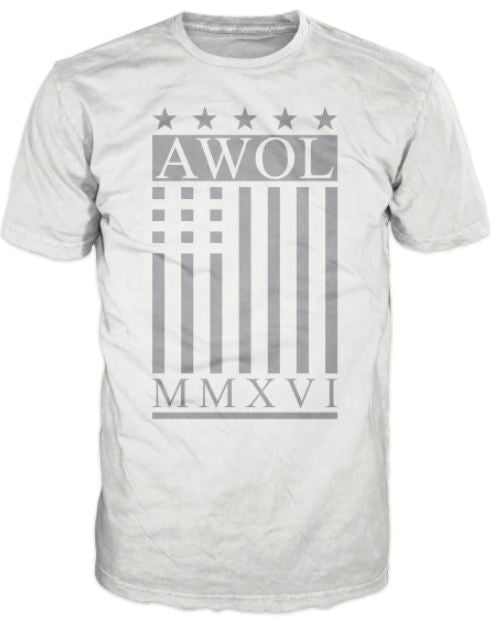 A.W.O.L 5 Star Flag-Shirt-AWOL CLOTHING-S-AWOL CLOTHING