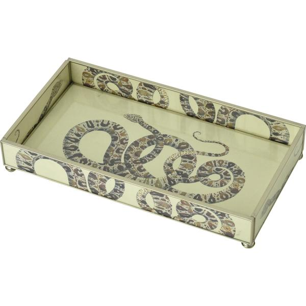 Snake Tray (Yellow or Brown)