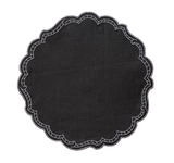 Round Placemats ~ Set of 6 (Multiple colors)