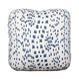 Les Touches Pillow in Indigo