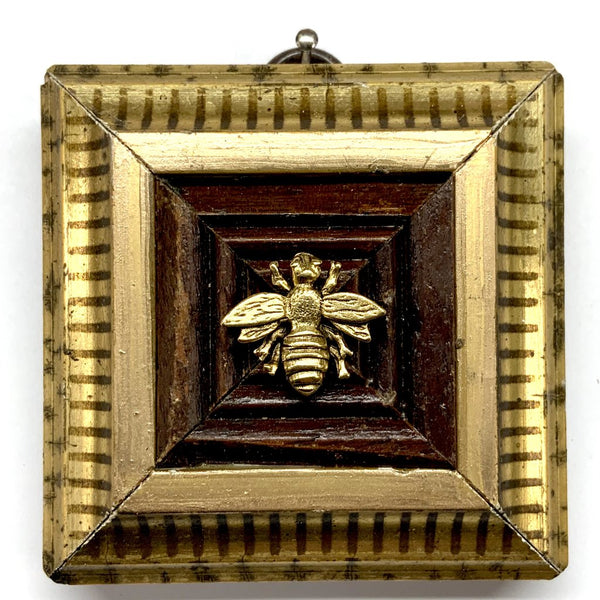 Gilt Frame with Napoleonic Bee
