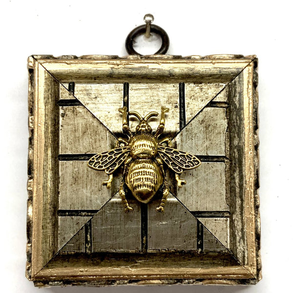 Gilt Frame with Grande Bee