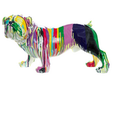 Bulldog Sculpture (Life-size, Motif options)