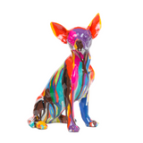 Graffiti Chihuahua (Motif options)