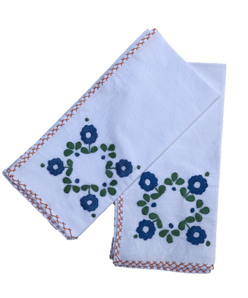 Siena Tile Dinner Napkins  (Set of 2)
