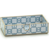 Glass Guest Towel Tray ~ Multiple Colors