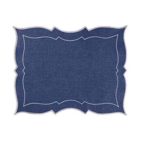 Parentesi Placemats ~ Set of 6 (Multiple colors)