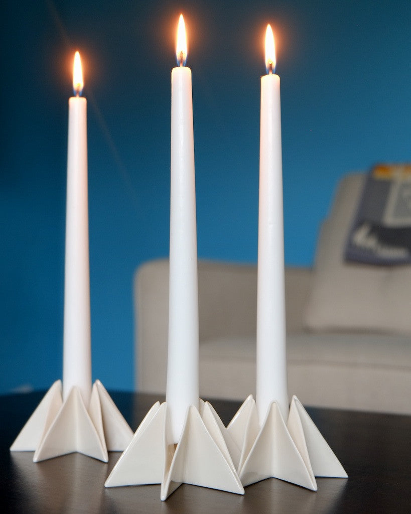 Apollo Candlestick Holder
