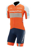 CampoVelo Ltd Men's Bib Short Navy