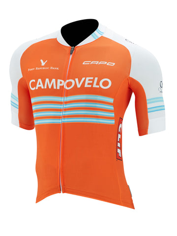 CampoVelo Ltd Women's Jersey Orange