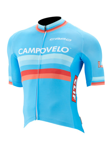 CampoVelo Men's Jersey Blue