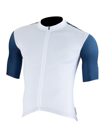 Doha Race Jersey White