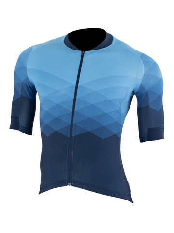 Diamant Race Jersey Blue