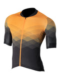 Diamant Race Jersey Orange