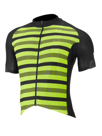 Leggero Jersey Black-Yellow